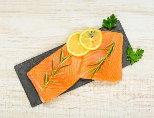 Salmon Fish Fillet