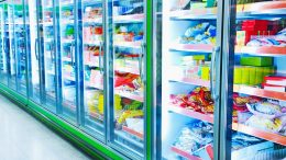 Frozen Food Isle