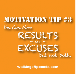 Motivation: Results Not Excuses
