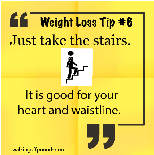 Weight Loss Tip