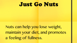 Weight Loss Tip: Go Nuts