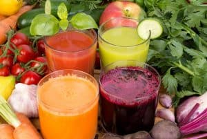 Fruit Vegetable Juices