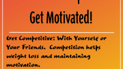 Motivation Tip 20 - Get Motivated!