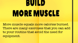 Weight Loss Tip 55 - Build More Muscle