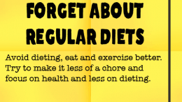 Weight Loss Tip 66 - Forget About Regular Diets