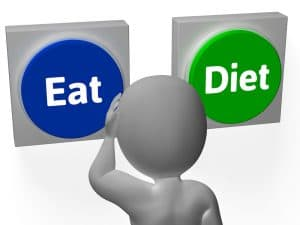 Diet or Eat Confusion