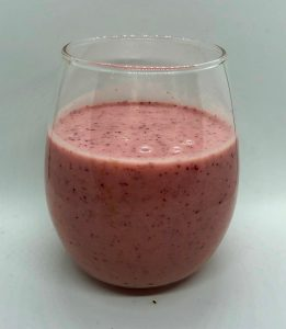 Cranberry Maple Chia Smoothie
