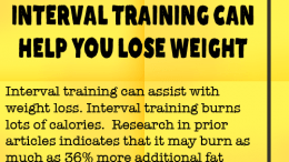 Weight Loss Tip 89 - Interval training can help you lose weigh