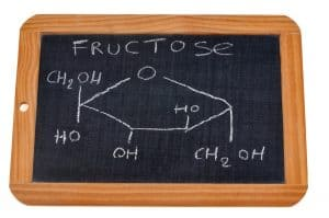 Diagram of Fructose